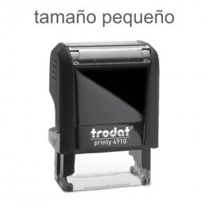 Sello Trodat Printy 4910
