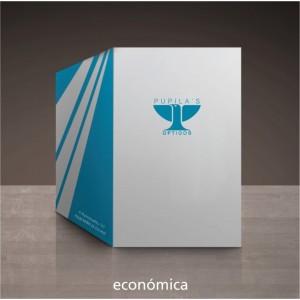 Carpeta Comercial Económica