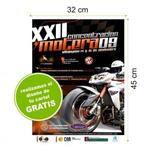 Carteles 32x45 color